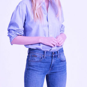 Joe's Jeans L cotton top.  MSRP $148. NWT.